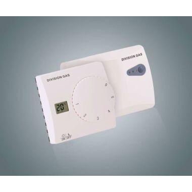 Termostat digital radio frecventa DG816RF DIVISION GAS