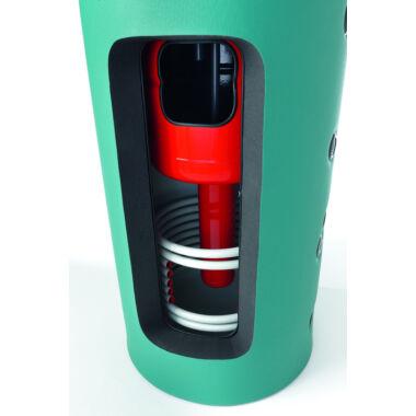 Rezervor de acumulare tank in tank, LAM Bollitori, Sigma, 800 l, izolat, cu boiler incorporat 170 l