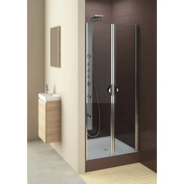 Usa cabina dus 80x185 cm tip salon Glass5 103-06355 AQUAFORM