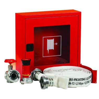 Cutie hidrant 500x500x145 geam complet echipat